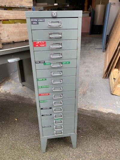 Office Metal Filing Cabinet