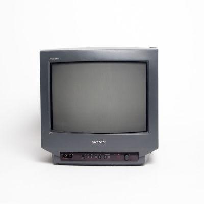 Non practical Sony Trinitron TV