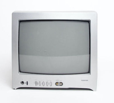 Fully working Toshiba colour TV
