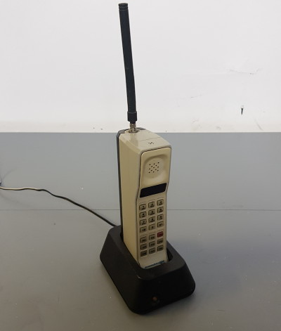 1980's portable Stornophone 220 brick mobile phone