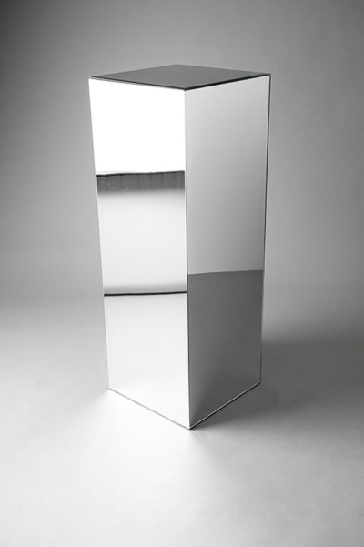 Mirrored Plinth