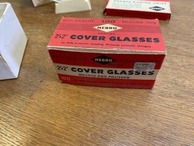 Vintage Slide Projection Cover Glasses
