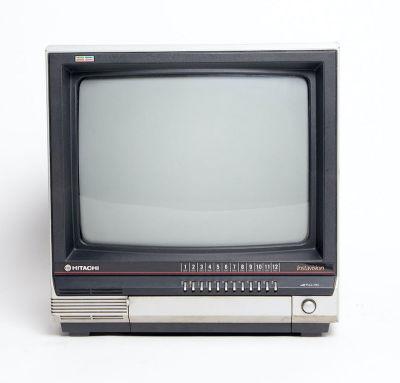 Non practical Hitachi Instavision CPT 1491 TV