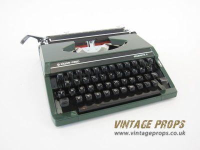 1950's typewriter