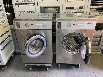 Industrial Launderette Washing Machines