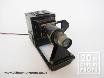 1940's slide projector