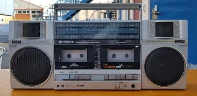 1980's Hitachi Boombox