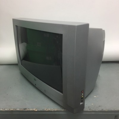 Fully working silver colour LG TV