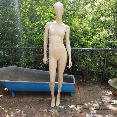 Full bodied female mannequin