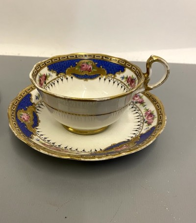 Vintage bone china cup & saucer