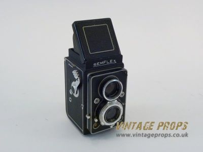 Semflex vintage camera