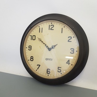 Vintage Gents' Wall Clock