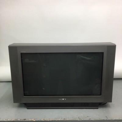 Fully working Sony Trinitron colour TV