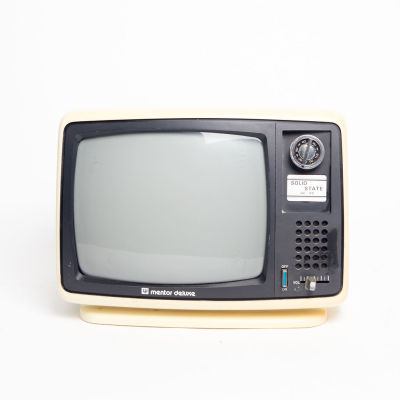 Non practical Mentor Deluxe Solid State TV