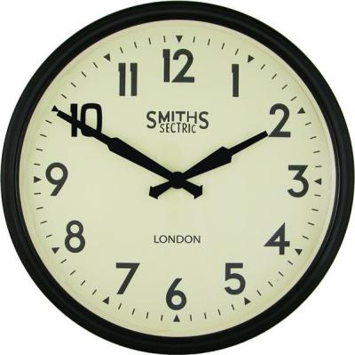 Smiths large retro wall clock