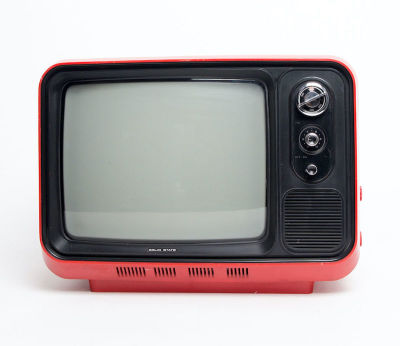 Non practical red Solid State TV