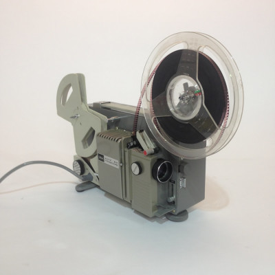 Portable 8mm Projector