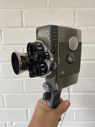 Yashica 8 8mm Cine Camera