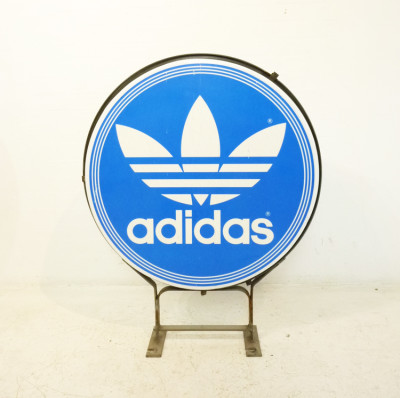 Large Addidas Sign