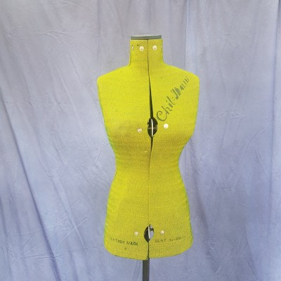 Vintage female dressmaker mannequin