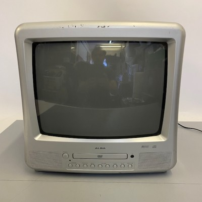 Fully working Alba colour TV with DVD player