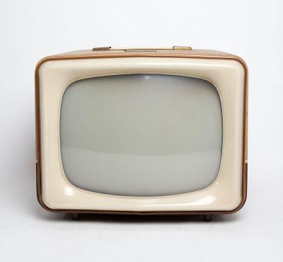 Non practical vintage McMichael MP17 TV