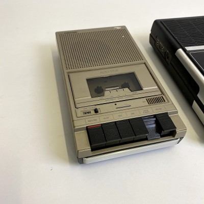 Fully working retro Ferguson cassette recorder