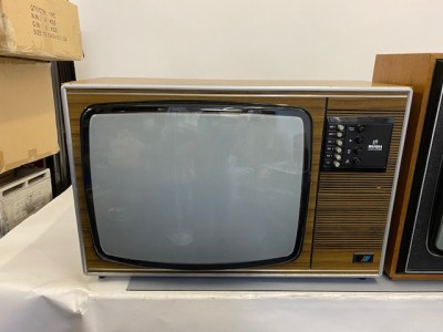 Fully working colour Bush BC7200A TV
