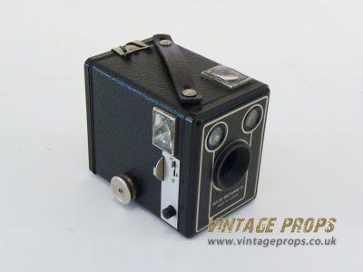 Vintage box camera