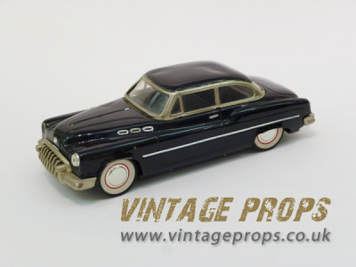 Vintage toy classic car
