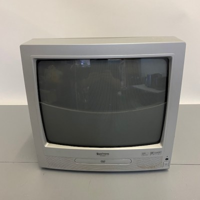 Fully working Goodmans colour TV with DVD player