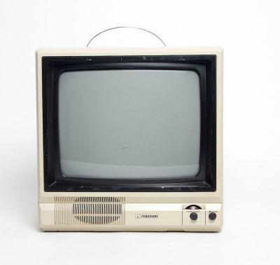 Non practical portable Ferguson 38050 TV