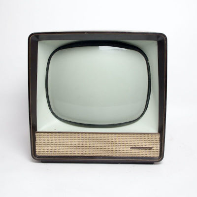 Non practical vintage ECKO TV
