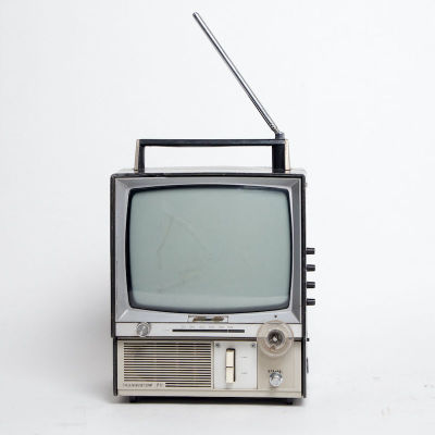 Non practical Sony Solid State Transistor TV