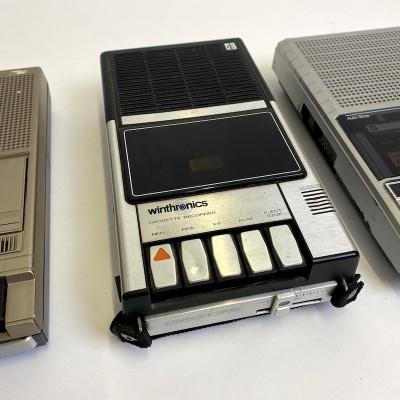 Winthronics cassette recorder