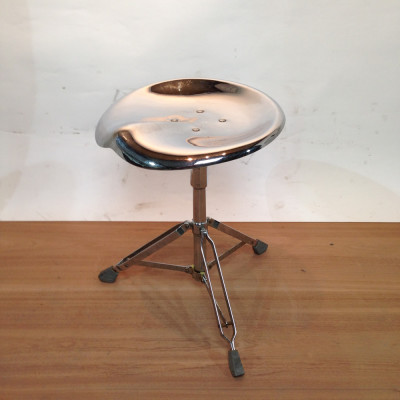 Metal Drum Stool