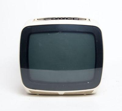 Non practical Indesit cream TV