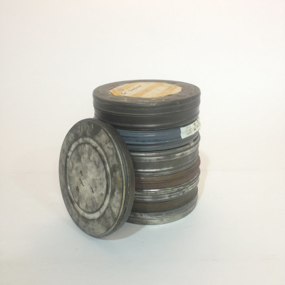 Small 35mm Film Canisters