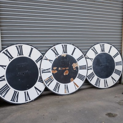 Extra Large Clock Dials
