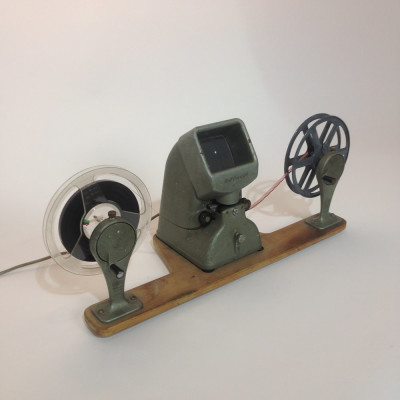 8mm Film Viewer and Editor