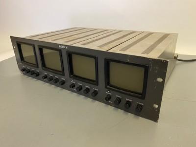 SONY 4 Screen Video Monitor