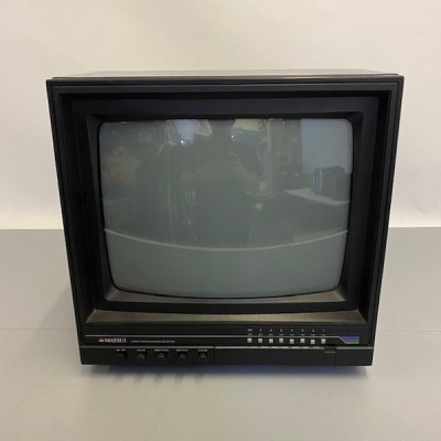 Fully working colour Matsui 1420A TV