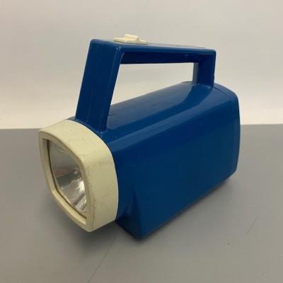 Blue Ever Ready Retro Torch/Flashlight