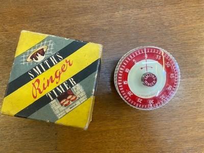 Vintage Smith's Ringer/Timer
