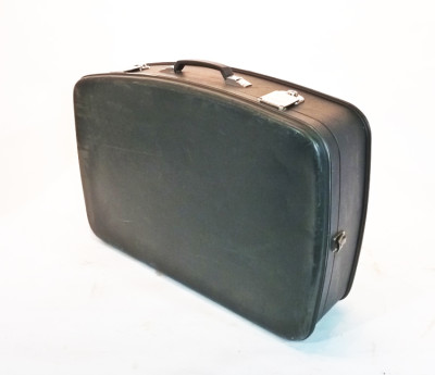 Black Hard Shell Suitcase