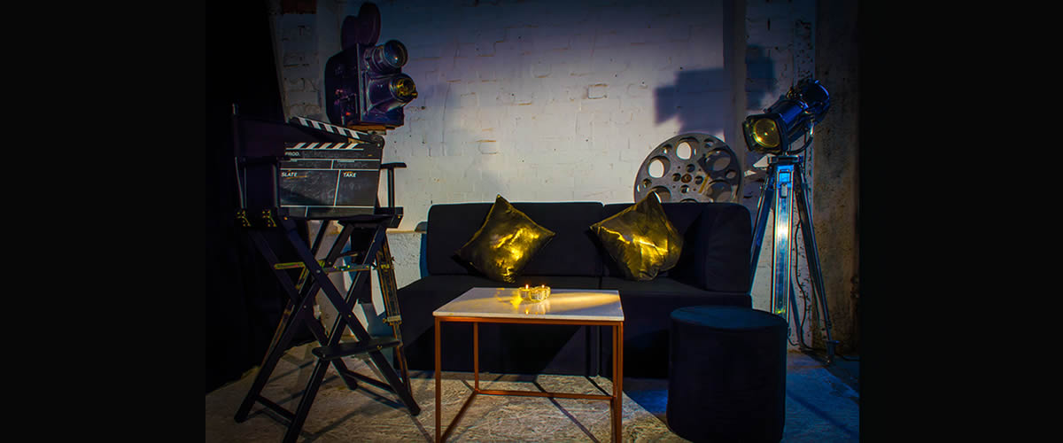 Hollywood Props - Themed Event