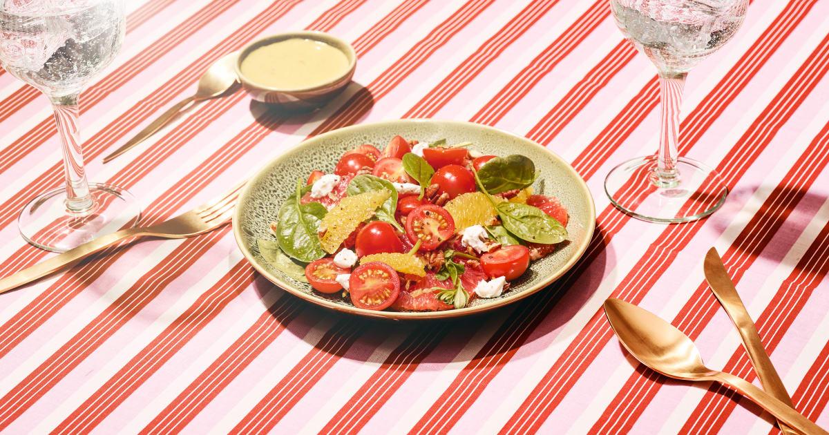 honigtomaten � zitrus salat mit zitrusvinaigrette looye