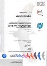 Planet Proof Certificaat