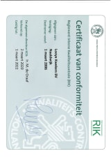 RIK Certificaat