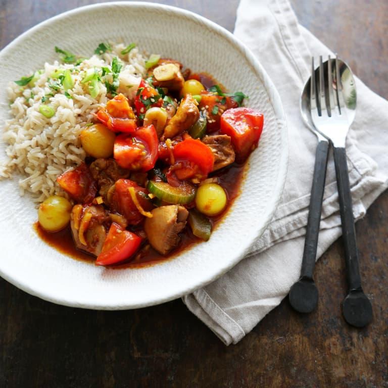 JOYN tomaten zoetzuur